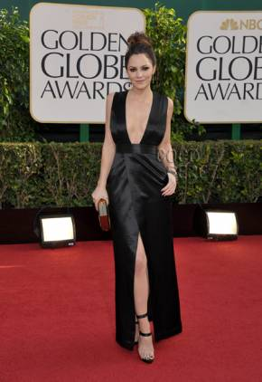 Katharine McPhee in Theyskens Theory