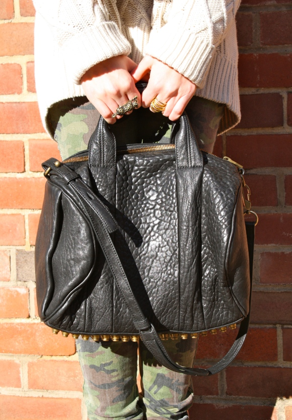 My new fav, you will be seeing a lot of this bag!
