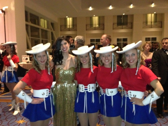 Me & the Rangerettes