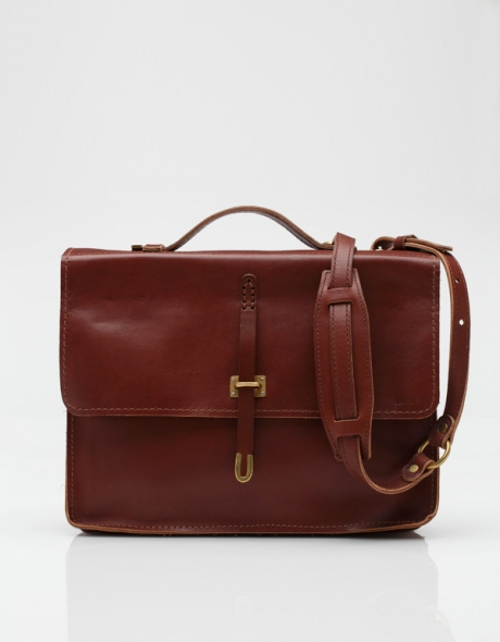 The splurge: Satchel by Billy Kirk (found here)