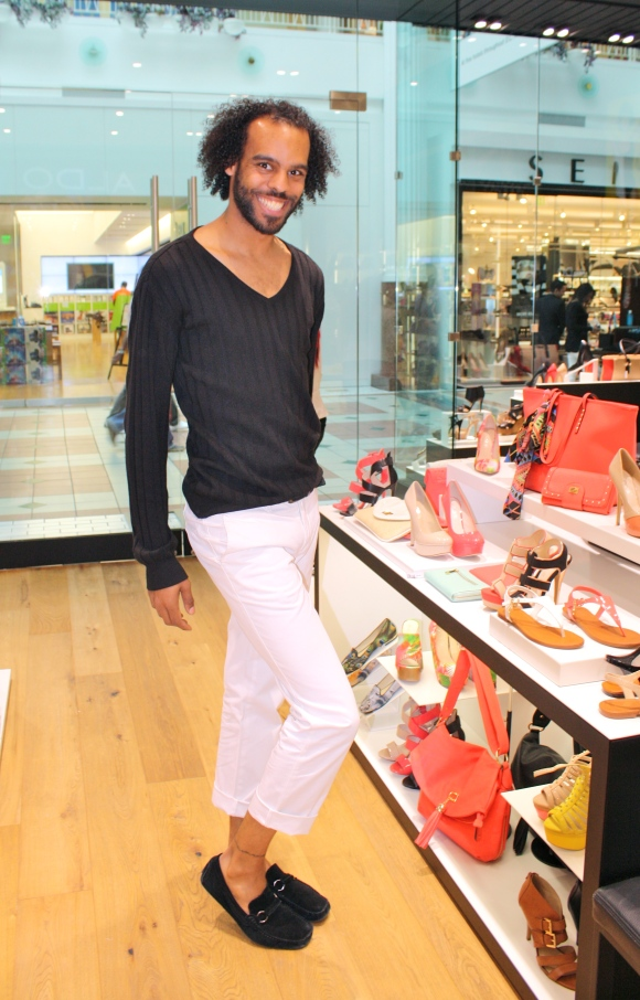 Brandon (General Manager of Aldo)