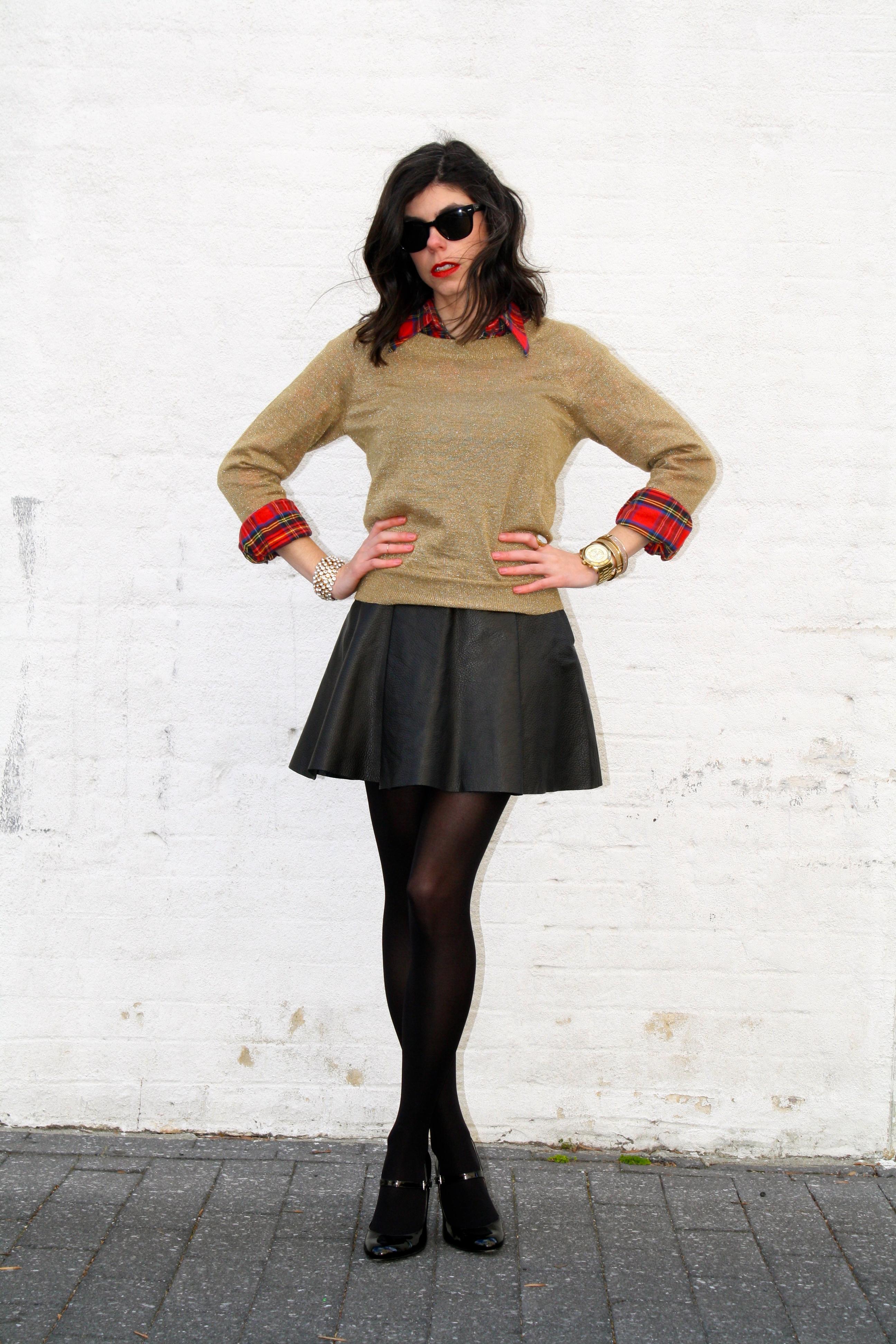 52c0d769548 Skirt  H M (old